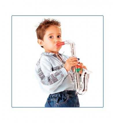 Chromed RDF00452 saxophone RDF00452 Giochi Preziosi- Futurartshop.com