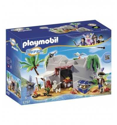 Playmobil pirata guarida 4797 Playmobil- Futurartshop.com
