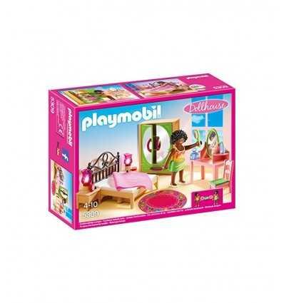Playmobil dormitorio con espejo 5309 Playmobil- Futurartshop.com