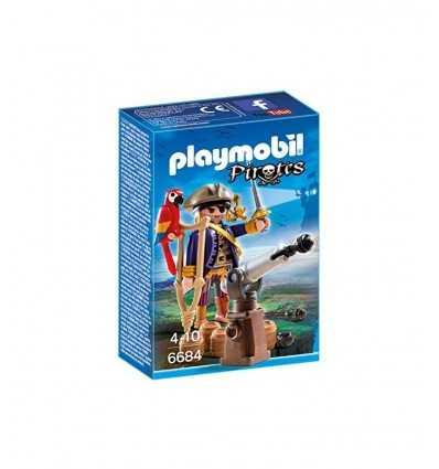 Playmobil piratkapten 6684 Playmobil- Futurartshop.com