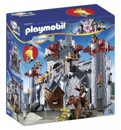 Playmobil Castle of Baron portable black 6697 Playmobil- Futurartshop.com