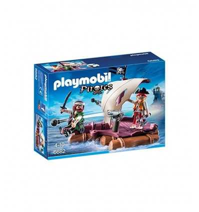 Playmobil pirates raft 6682 Playmobil- Futurartshop.com