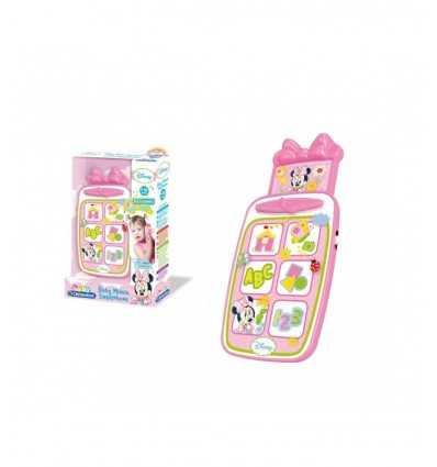 Clementoni 14898-Baby Minnie Smartphone 14898 Clementoni- Futurartshop.com