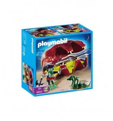 Playmobil cannon with bullet 4802 Playmobil- Futurartshop.com