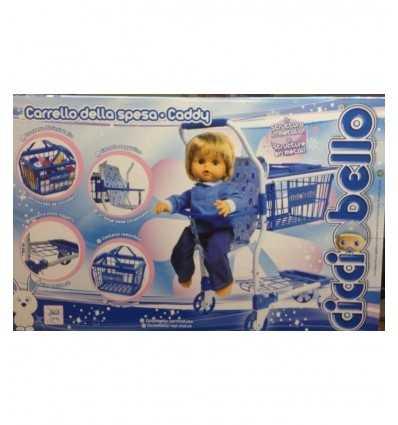 shopping cart cicciobello RDF1347CB Giochi Preziosi- Futurartshop.com