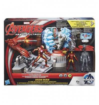 Avengers filmu akcji laboratorium atak playset B1402EU41/B2835 Hasbro- Futurartshop.com