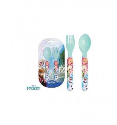 2 plastic cutlery Frozen RNA101497 - Futurartshop.com