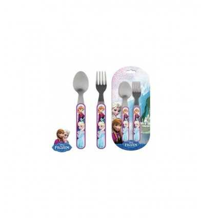 2 bestick frozen metall RNB101516 - Futurartshop.com