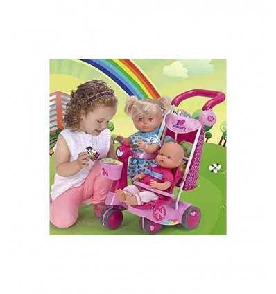 Nenuco baby stroller buggy 700011697 Famosa- Futurartshop.com