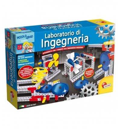 Kleines Genie engineering lab 51762 Lisciani- Futurartshop.com
