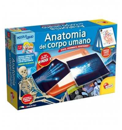 人体解剖学の小さな天才 51779 Lisciani- Futurartshop.com