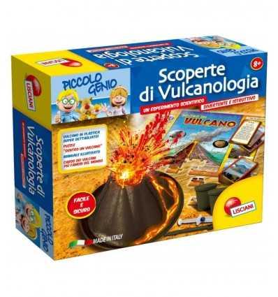 Piccolo Genio Scoperte di Vulcanologia 46348 Lisciani-Futurartshop.com
