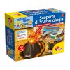Little genius discoveries of Volcanology 46348 Lisciani- Futurartshop.com
