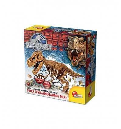 ジュラ紀の世界スーパー t-rex キット 49097 Lisciani- Futurartshop.com