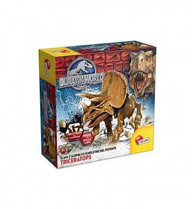 jurassic world super kit triceratopos 49080 Lisciani-Futurartshop.com