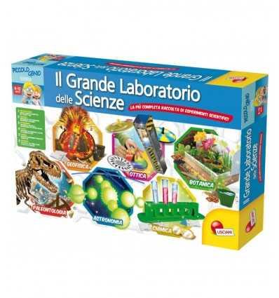 Game Boy Genius big science laboratory 51786 Lisciani- Futurartshop.com