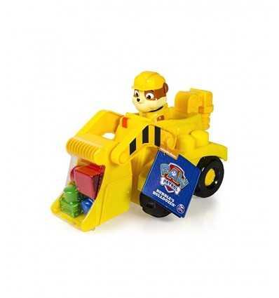 des Fahrzeugs Schutt mit Ziegeln bulldozer 20069790 Spin master- Futurartshop.com