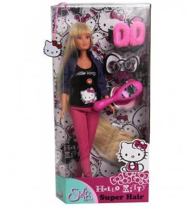 シュテフィはこんにちはキティの人形を愛する 105730839 Simba Toys- Futurartshop.com
