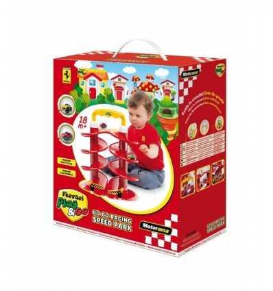 Ferrari go go racing Parque de velocidad 500282 Mac Due- Futurartshop.com