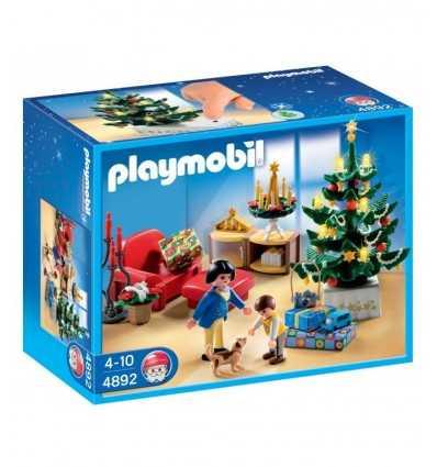 プレイモービル クリスマスの部屋 4892 Playmobil- Futurartshop.com
