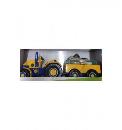 Bao sprechenden Traktor 728170 Smoby- Futurartshop.com