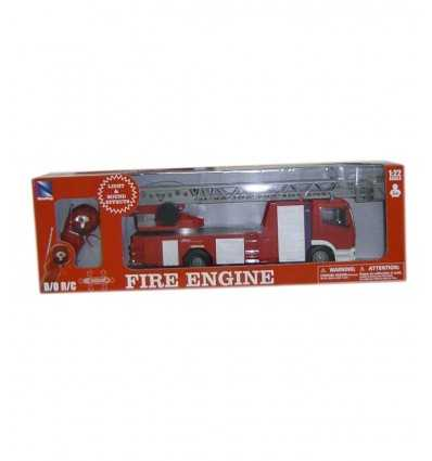 Mercedes benz radio firemen vehicle 87943 NewRay- Futurartshop.com