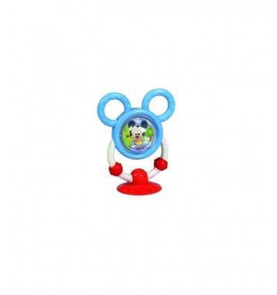 Mickey mouse jouet qui couine avec ventouse 141092 Clementoni- Futurartshop.com