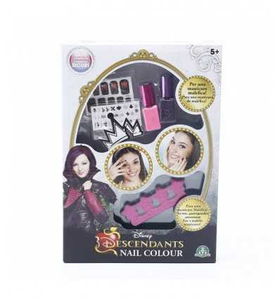 descendants nails color kit GPZ13065 Giochi Preziosi- Futurartshop.com