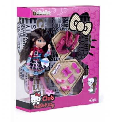 bambola club hello kitty trousseau isabella 790000749 Famosa-Futurartshop.com