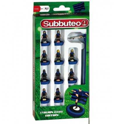 equipo subbuteo negro-azul GPZ03125/INT Giochi Preziosi- Futurartshop.com