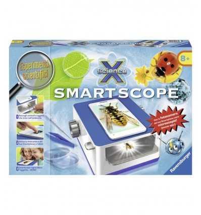 smartscope ciencia x juego 18933 Ravensburger- Futurartshop.com