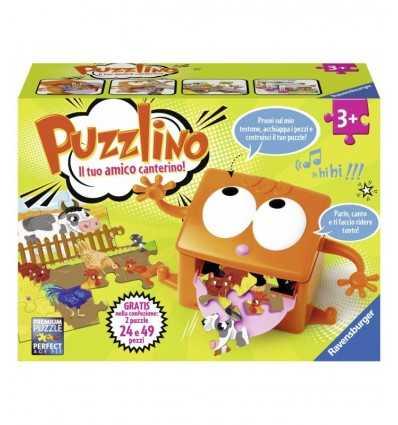 Puzzlino interactive avec deux puzzles 09661 Ravensburger- Futurartshop.com