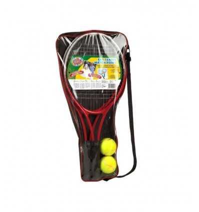 Racchette set tennis con sacca RDF50024 Giochi Preziosi- Futurartshop.com