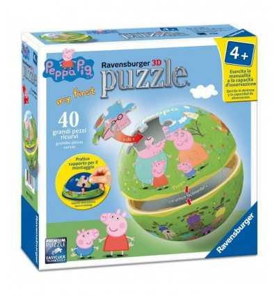 Peppa pig 3D 40 piezas 11782 6 Ravensburger- Futurartshop.com