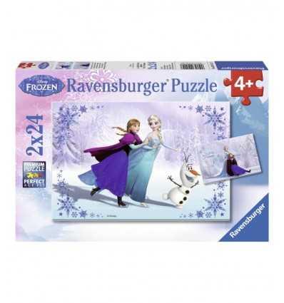 frozen sisters forever 2 puzzle 24 pieces 09115 7 Ravensburger- Futurartshop.com