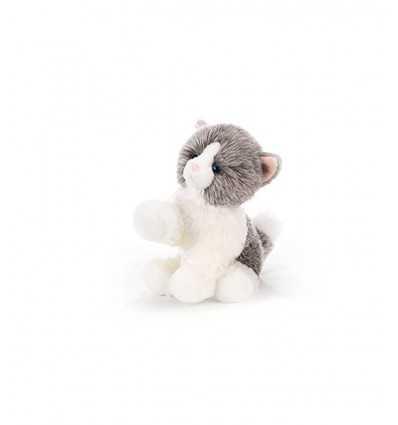 felpa gris y biagio gatito 30 cm 15864 Plush e Company- Futurartshop.com
