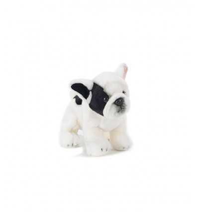 Plush francky French bulldog 30 cm 15865 Plush e Company- Futurartshop.com