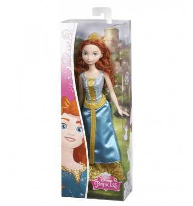 sparkling Princess doll merida CFB82/CFB78 Mattel- Futurartshop.com