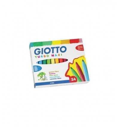 Giotto turbo Maxi 24 St 455000 markörer 455000 Fila- Futurartshop.com