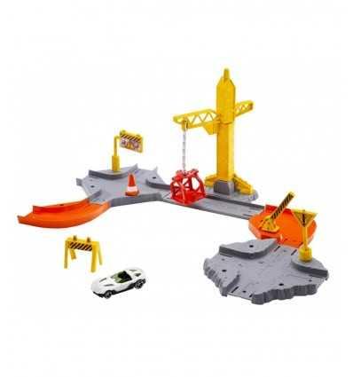 hot wheels garage playset shipyard in maneuver BGH94/BGH97 Mattel- Futurartshop.com