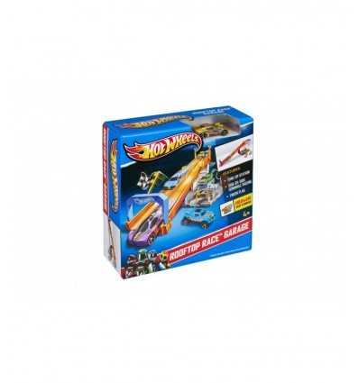 ホット ホイール トラック スーパー課題ワーク ショップを再生する準備ができて X9295/X9296 Mattel- Futurartshop.com