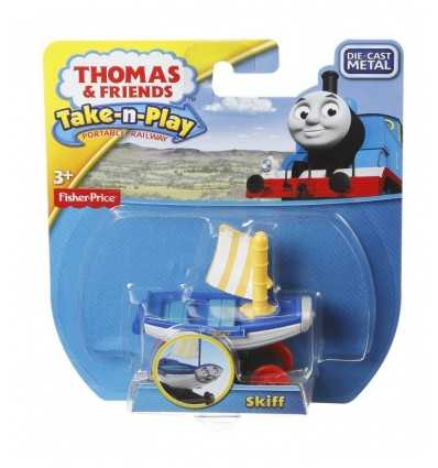 pojedynczy pojazd thomas skiff charakteru T0929/CGT02 Mattel- Futurartshop.com
