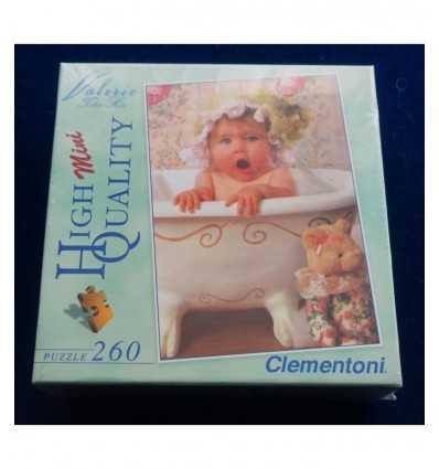 Puzzle moi fille Clementoni- Futurartshop.com