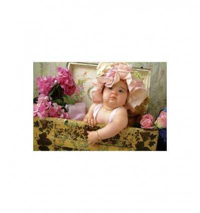 puzzle 1000 pieces smith girl tabor in the trunk 30799 Clementoni- Futurartshop.com
