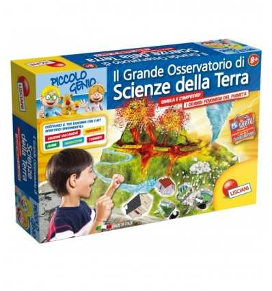 little genius science Observatory 46317 Lisciani- Futurartshop.com