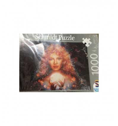 1000 Teile Puzzle-Blick in die Zukunft - Futurartshop.com