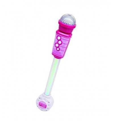 microfono karaoke rosa BONML 3971 Bontempi-Futurartshop.com