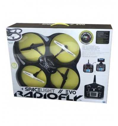radiofly evo quadricopter 8 functions - Futurartshop.com