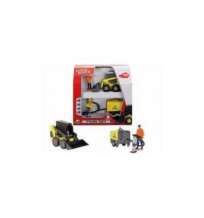 und Twin set Fahrzeug Digger 203823012 Simba Toys- Futurartshop.com