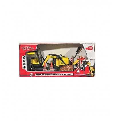 vehicle set with generator and hydraulic hammers 203826005 Simba Toys- Futurartshop.com